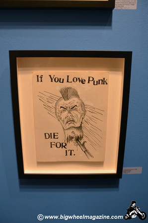 Too Fast To Live To Young To Die Art Exhibit - Selections from California Punk - At Subliminal Projects - Los Angeles CA - February 25, 2011