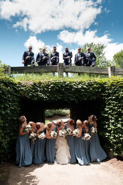 Megan & Josh's Eagle Ridge wedding