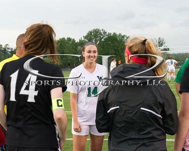 5-1-2017 Dominion at Woodgrove Girls Soccer (Varsity)