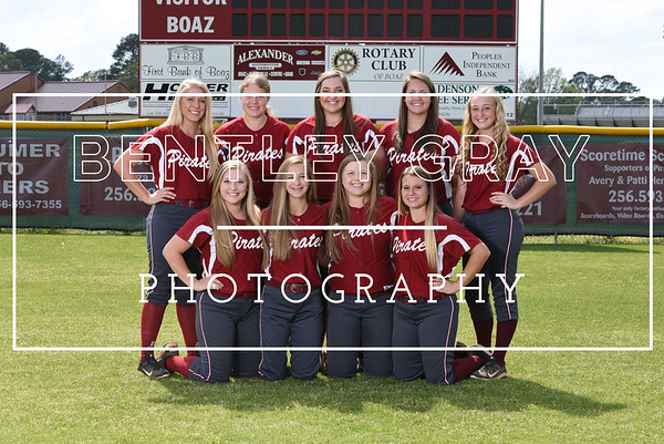 BHS Softball 2017