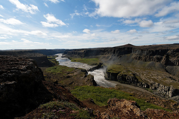 Iceland and the Faroe