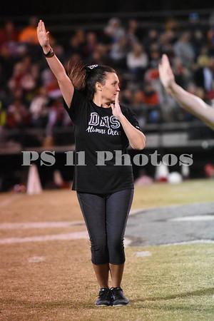 Dover vs Atkins Alumni - Pregame, Halftime, Postgame