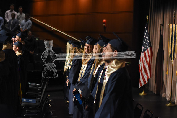 Athletics Commencement 2019