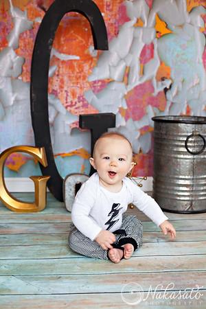 Griffin {6 months old}