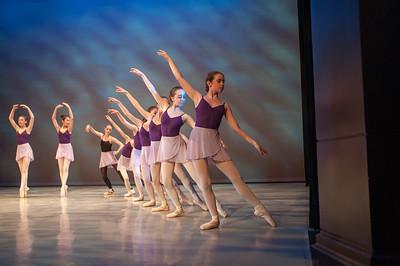 Saturday rehearsal & Perf. - Ballet IV, V, VI