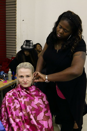 DC Fashion Week 2015 - Fall / Winter Collections - Glam Squad - DCFW