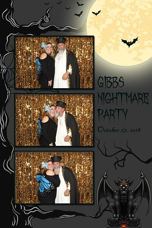 Gibbs Nightmare Party
