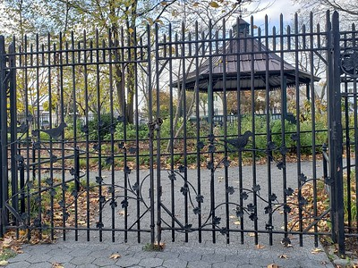 Fences, Railings, WIndows, Gates and Walls from around the world