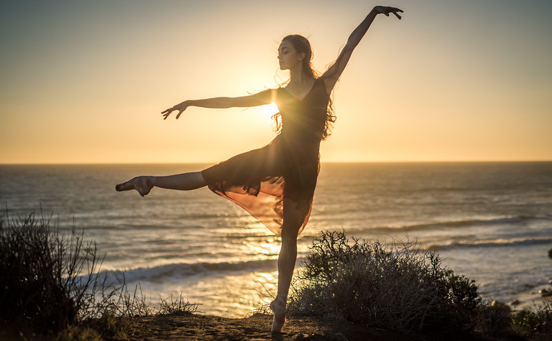 Fine Art Ballet Photography: Nikon D810 Elliot McGucken Fine Art Ballerina Dancer Dancing Classical Ballet Seascape Landscape Photography!!