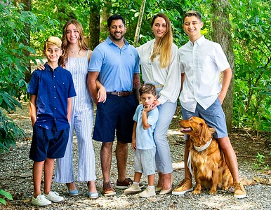 Shah Family August 2020