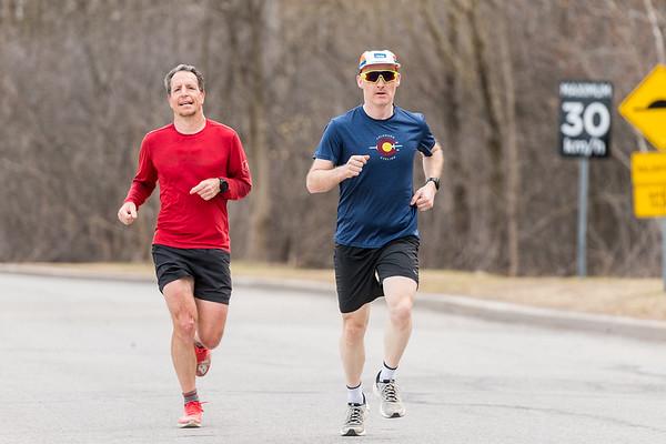 Eric Deshaies - 10 marathons, jour 9