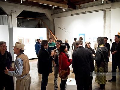 Milk Gallery Grand Opening 11/10/2011