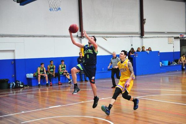 Glebe Magic vs West Sydney Royals 7-11-15