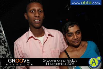 Groove - 14th November 2008