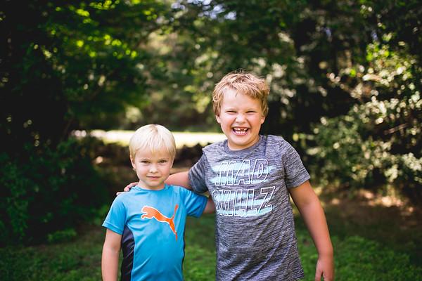 {Sawyer & Ethan}