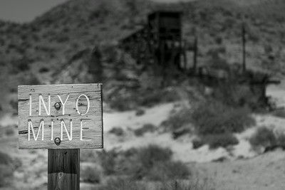 Inyo Mine, Death Valley