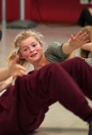 Streetdance 9-11 jaar