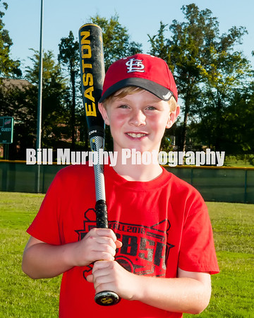 2016 Fall Ball 7-8 Red Baseball Team