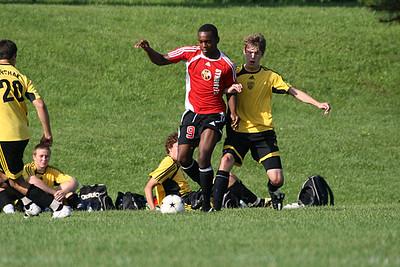 U16 Boys- Clifton Park vs. Synergy