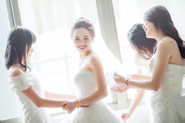 水源會館 | 結婚之喜 | My Darling 寵愛妳的婚紗