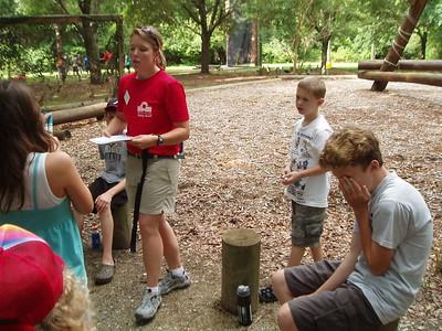 Adventure Camp 2009