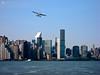 Seaplane Over New York City