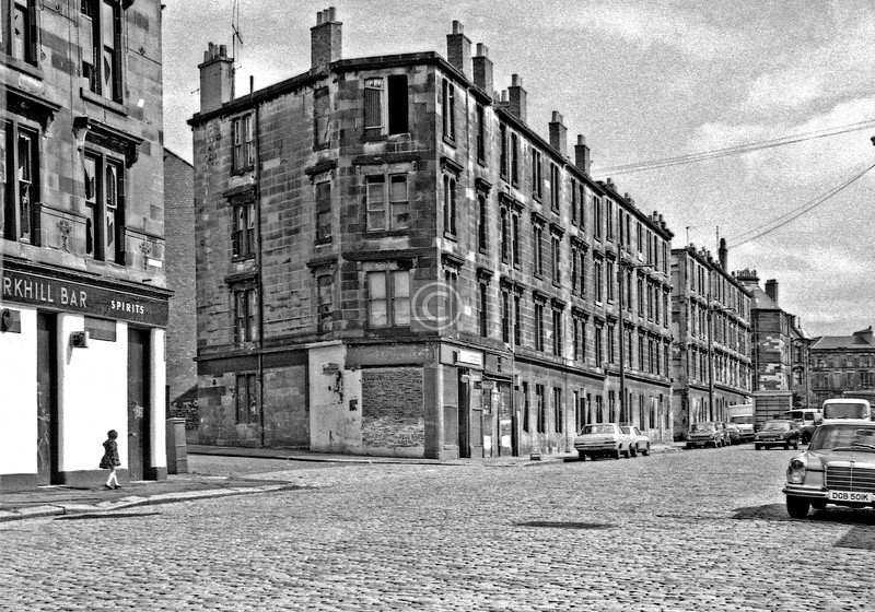 Haugh Rd at Lumsden St.