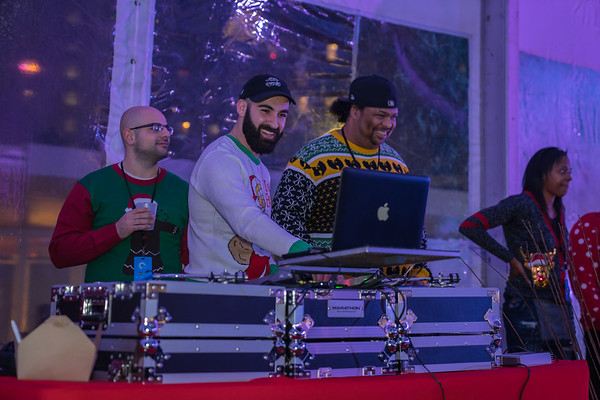 Ugly Sweater Silent Disco 12/9