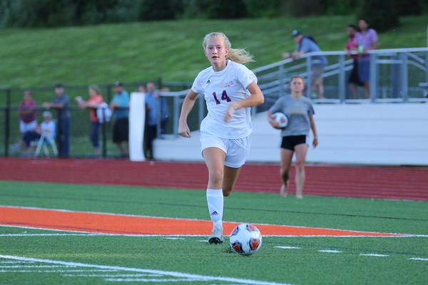 Soccer Girls Regionals vs Holland Black River - KCHS 6/7/19
