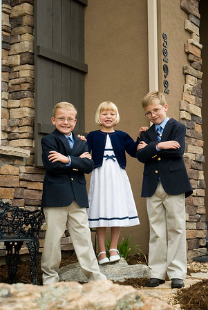 Family Portraits - Broomfield, CO. May 2, 2009