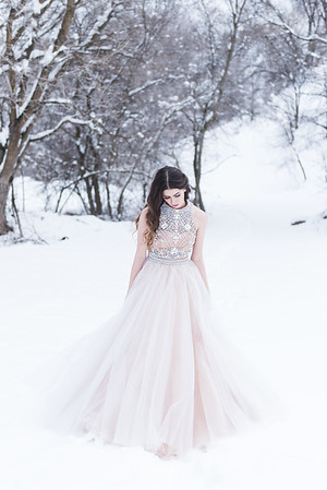 Elise Winter Shoot