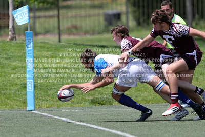 Notre Dame College Rugby Men 2018 USA Rugby Collegiate 7's National Championships May 18-20