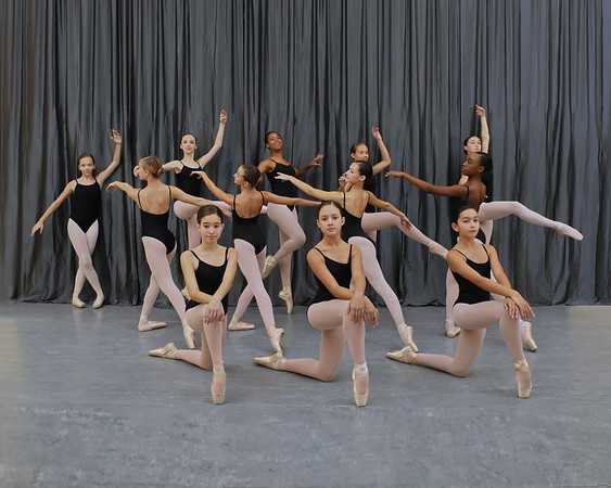 Dancer's Edge & Elite Ballet 2018-19
