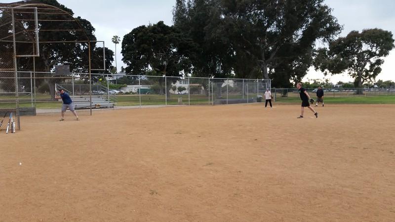 2015-05-06 Softball Robb Field, Wed, Field 4