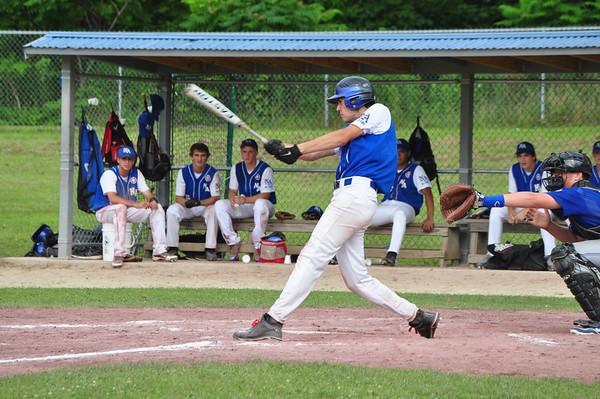 Babe Ruth Baseball - 071313