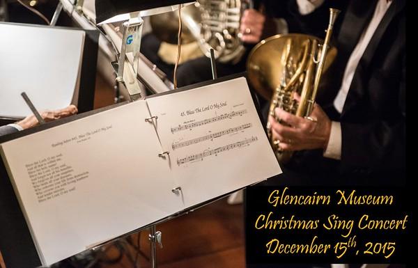 Glencairn Christmas Sing Concert 2015