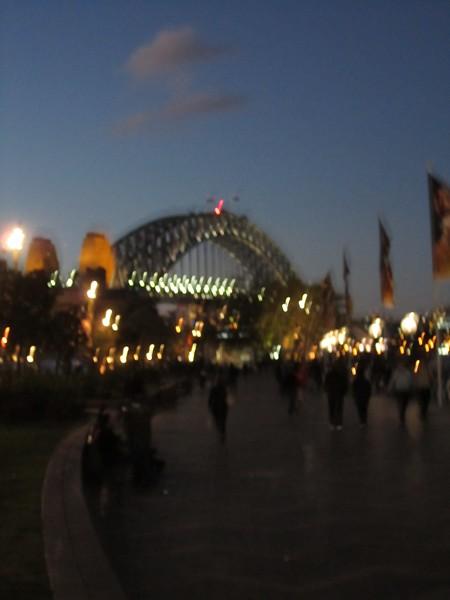 Sydney - Opera House and Harbour Bridge-3.JPG