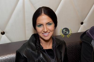 CFG Style Week (FW 2014) Backstage - Hair, Makeup, Staff & Model Shenanigans