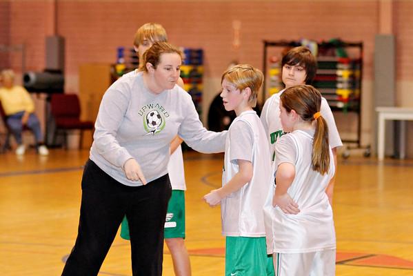Upward Basketball, January 31, 2009