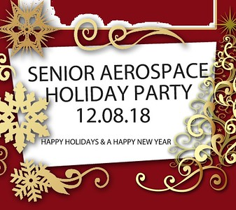 Senior Aerospace CT Holiday Party!