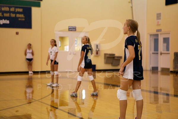 Regents Volleyball SOL 2012