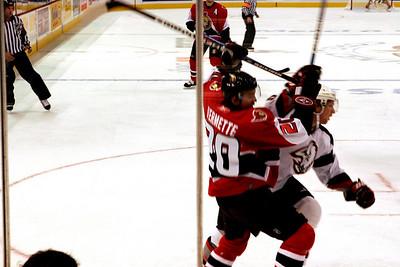 NHL: Buffalo @ Ottawa