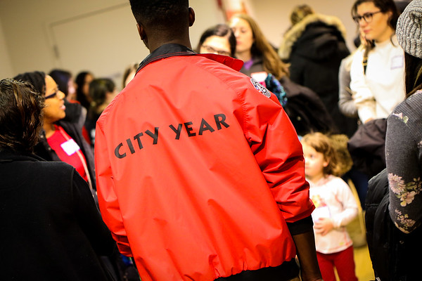 MLK Day Service Event 2018 - City Year Boston