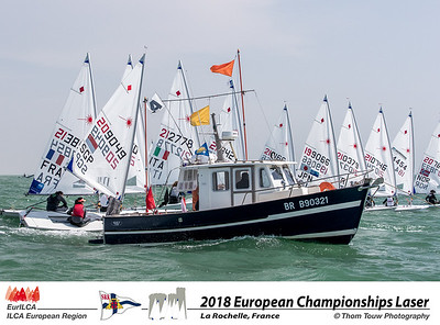 2018 Laser Senior Europeans