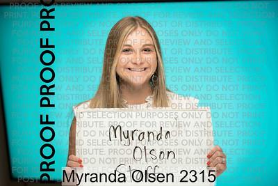 Myranda Olsen