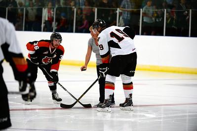 Calgary Hitman vs Medicine Hat Tigers Sept 6 2014