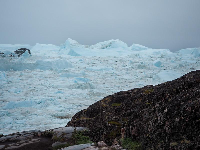 Ilulissat Icefjord lookout