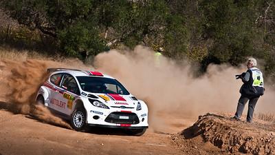 Rally RACC Catalunya Spain 2011