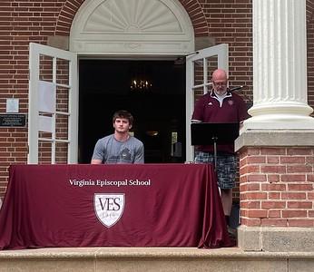 Collegiate Athletic Signing Ceremony