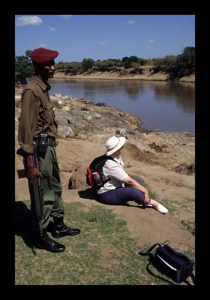 Chelle and Friend - Kenya - 1999.jpg